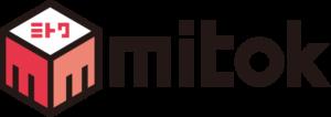 mitok(ミトク) ロゴ 画像